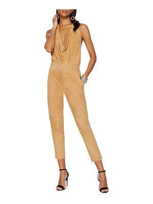 Ramy Brook Fable Skinny Suede Pants