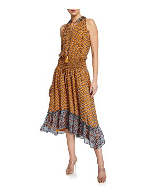 Ramy Brook Keren Printed Dress