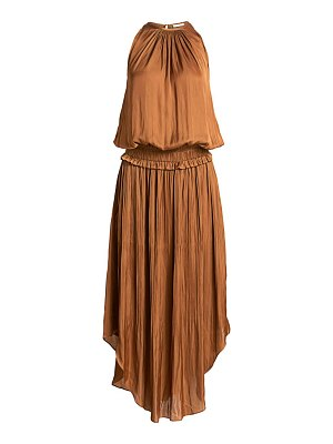 Ramy Brook myrtle pleated dress