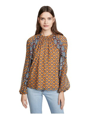 Ramy Brook printed brenna top