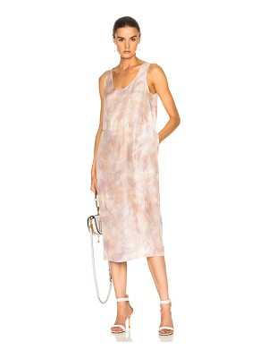 RAQUEL ALLEGRA A Line Tank Dress