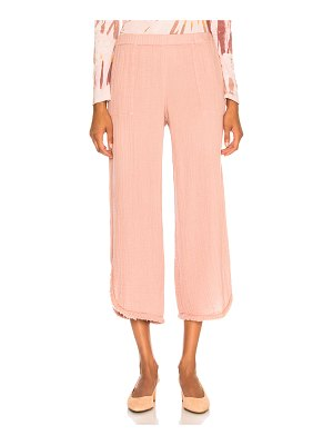 Raquel Allegra Cut Out Pant