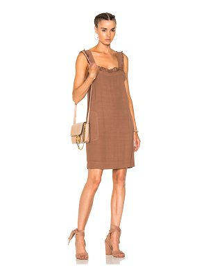 RAQUEL ALLEGRA Mini Tank Dress