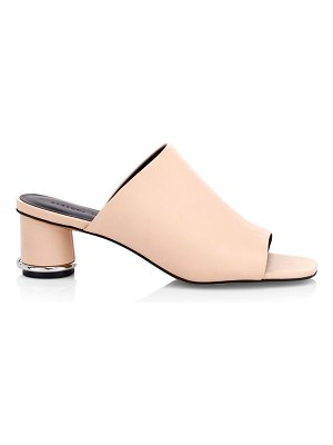 Rebecca Minkoff aceline leather mules