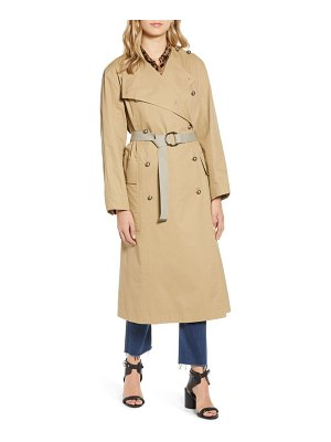 Rebecca Minkoff anderson cotton trench coat