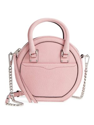 Rebecca Minkoff bree circle crossbody bag
