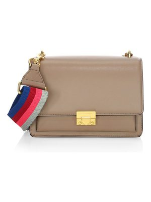 Rebecca Minkoff christy rainbow webbing shoulder bag