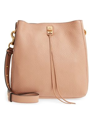 Rebecca Minkoff darren deerskin leather shoulder bag