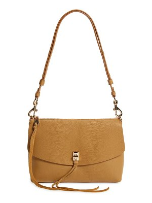 Rebecca Minkoff darren top zip leather shoulder bag