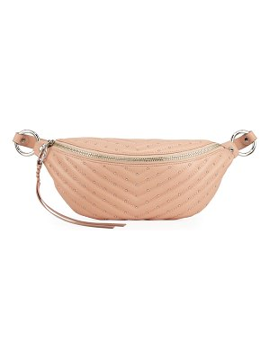 Rebecca Minkoff Edie Quilted Sling Belt Bag