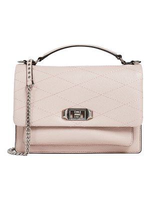 REBECCA MINKOFF Je Taime Medium Cross Body Bag
