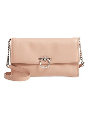 Rebecca Minkoff jean convertible leather crossbody bag