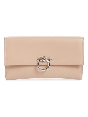Rebecca Minkoff jean leather clutch