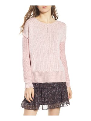 Rebecca Minkoff lola reversible twist sweater