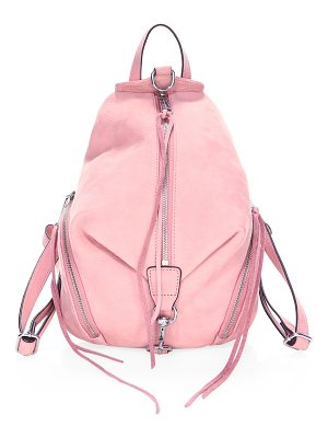 REBECCA MINKOFF Medium Leather Backpack