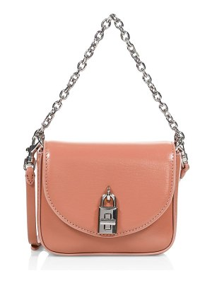 Rebecca Minkoff micro love too leather shoulder bag