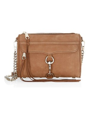 Rebecca Minkoff mini mac leather bag