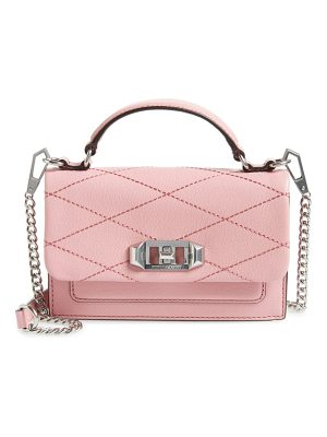 REBECCA MINKOFF Small Je T'Aime Leather Crossbody Bag