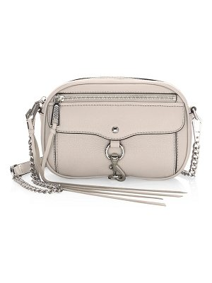 Rebecca Minkoff small leather tassel crossbody bag