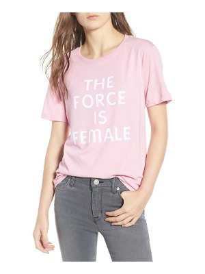 Rebecca Minkoff the force is female tee