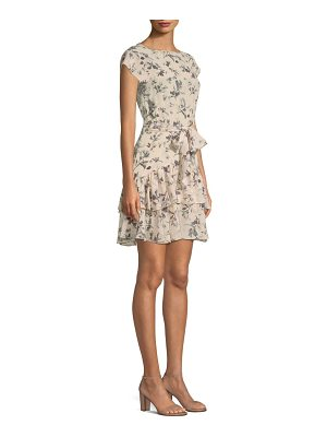 Rebecca Taylor sofia silk dress