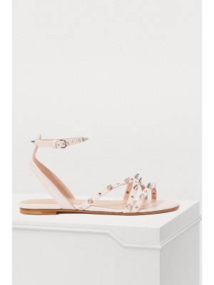 Red Valentino Flat sandals
