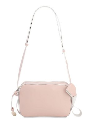 Red Valentino Leather camera bag