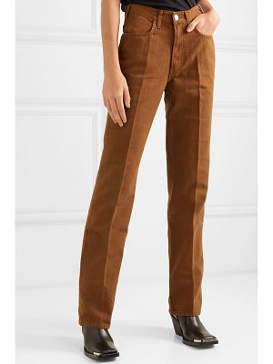 RE/DONE 70s high-rise flared jeans