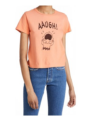 RE/DONE aaugh classic tee