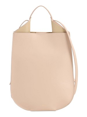 REE PROJECTS Helene mini leather shoulder bag