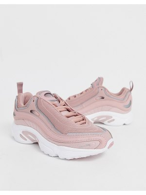 Reebok daytona dmx sneakers in pink