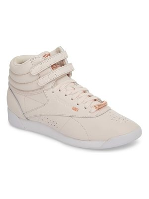 REEBOK Freestyle Hi Muted Sneaker