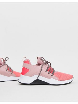 Reebok training guresu 2.0 sneakers in rose-pink