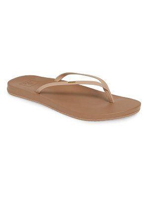 Reef cushion bounce slim flip flop