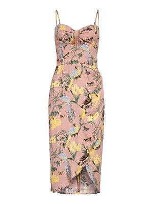 REFORMATION aero cutout sundress
