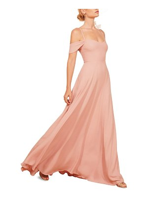 REFORMATION poppy maxi dress