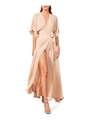 REFORMATION winslow maxi dress