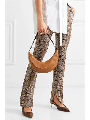 Rejina Pyo banana leather shoulder bag