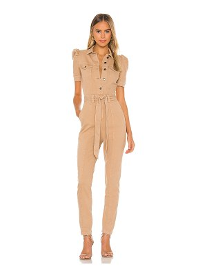 retrofete tori jumpsuit. - size m (also