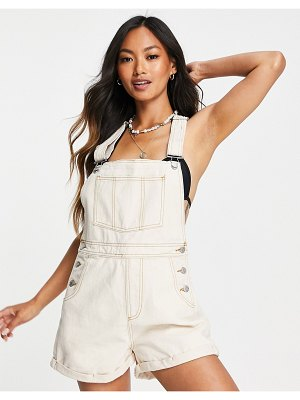 Rhythm all rounder overalls in white-neutral