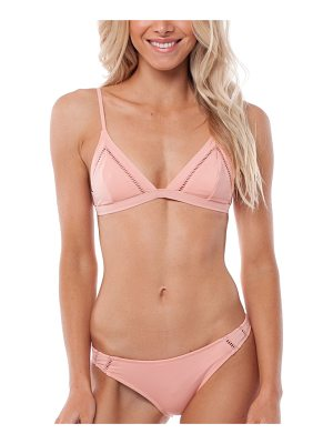 Rhythm my bralette triangle bikini top
