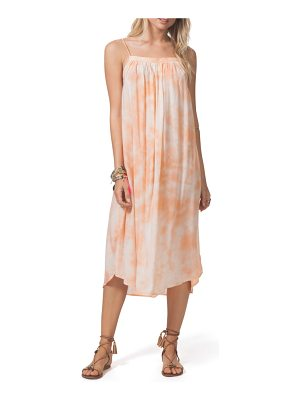 RIP CURL Drift Away Midi Dress