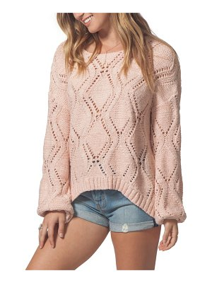 Rip Curl love spell sweater