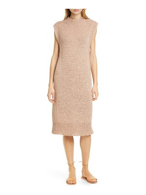 RODEBJER chaima mock neck sweater dress
