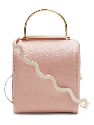 Roksanda Besa top-handle leather shoulder bag