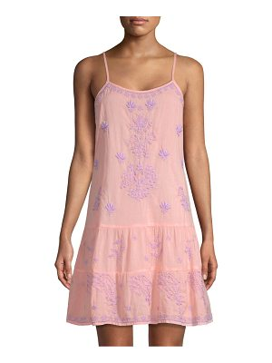 Roller Rabbit neapolitan archipelago felina embroidered sundress