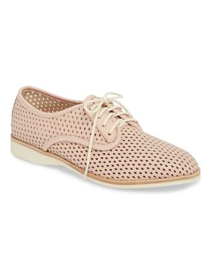 Rollie punch perforated derby