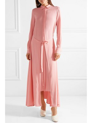 ROSETTA GETTY crepe maxi dress