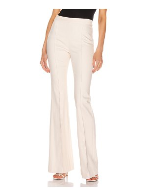 ROSETTA GETTY pintuck flared pant