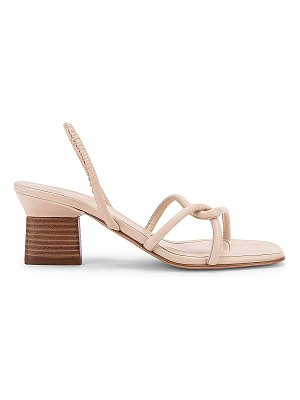 ROSETTA GETTY strappy heeled slingback sandals